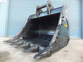 BOSS 20-110 TONNE ARMOURED HD ROCK DIGGING BUCKETS - picture0' - Click to enlarge