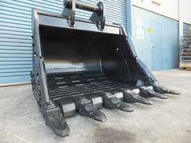 BOSS 20-110 TONNE ARMOURED HD ROCK DIGGING BUCKETS - picture7' - Click to enlarge