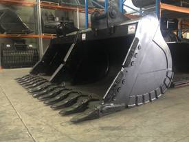 BOSS 20-110 TONNE ARMOURED HD ROCK DIGGING BUCKETS - picture8' - Click to enlarge