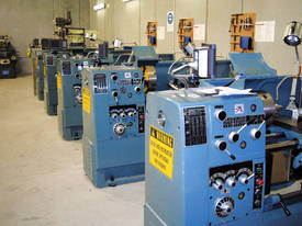 Ajax Chin Hung 430mm High Quality Metal Lathe - picture2' - Click to enlarge