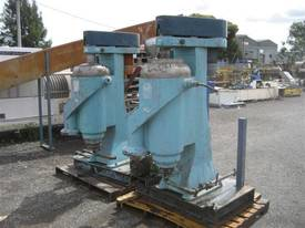 Separator/Clarifier Solid Bowl Centrifuge - picture0' - Click to enlarge