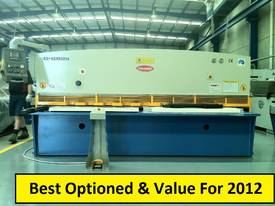 3200mm x 6mm Guillo & 3200mm x 135Ton Pressbrake - picture15' - Click to enlarge