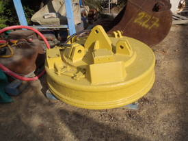 Large Magnet for Scrap Handling Processing 3 Ton
