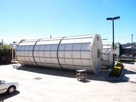 Silo - Mild Steel - Capacity 275 Cubic Mtrs. - picture1' - Click to enlarge