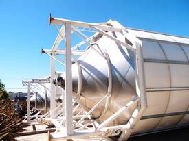 Silo - Mild Steel - Capacity 275 Cubic Mtrs. - picture3' - Click to enlarge