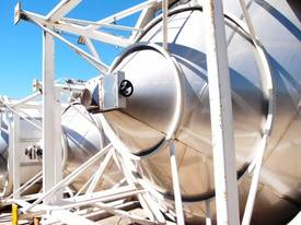Silo - Mild Steel - Capacity 275 Cubic Mtrs. - picture4' - Click to enlarge