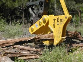 The QWS20 Wood Shear - Suits 20-30 Tonne Machines - picture2' - Click to enlarge
