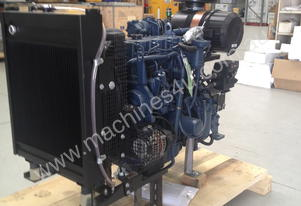 VM Motori Water-Cooled D703E Diesel Engine - 47HP