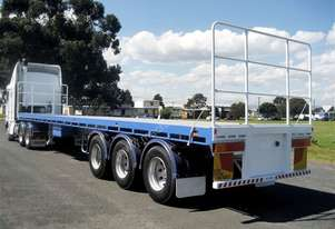 2010 JACKSON TRANSPORT BODIES TRI AXLE FOR SALE