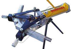 TB-HYD Manual Hydraulic Tube Bender -  Round 25.4 - 50.8mm OD Round Tube Capacity Includes 25.4, 38.