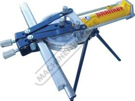 TB-HYD Manual Hydraulic Tube Bender -  Round Ø25.4 - Ø50.8mm   Round Tube Capacity Includes Ø25.4 - picture2' - Click to enlarge