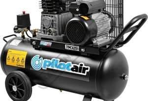 TM325i Pilot Air Compressor 50 Litre Tank / 2.25hp 11.5cfm / 325lpm Displacement