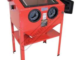 SB-200 Sandblasting Cabinet Recommended to be used with dust collector - picture0' - Click to enlarge