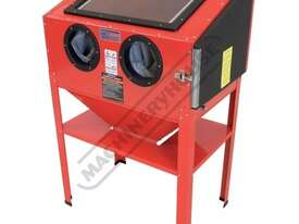 SB-200 Sandblasting Cabinet Recommended to be used with dust collector - picture2' - Click to enlarge