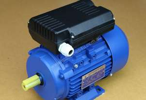 0.75kw/1HP 2800rpm 19mm shaft motor single-phase