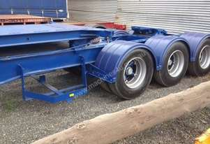 2000 Krueger Roll Back Lead Skel Chipping Norton