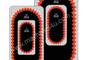 PATCH TUBE NO.3 54MM  BOX OF 30 PCS