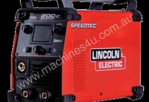 Lincoln Electric Lincoln Speedtec 200C