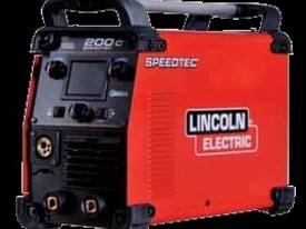 Lincoln Speedtec 200C - picture0' - Click to enlarge