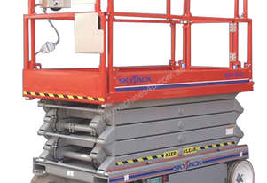 SJIII 4632 DC Electric Scissor Lifts