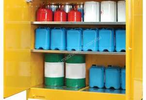Flammable Cabinet Storage (650L)