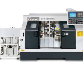 Goodway GTS Series Twin Turret  Twin Spindle  - picture2' - Click to enlarge