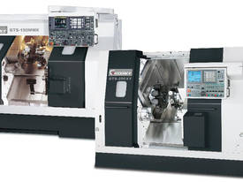 Goodway GTS Series Twin Turret  Twin Spindle  - picture0' - Click to enlarge