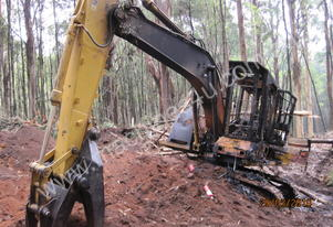 WRECKING Cat 320 CFM (Forestry Machine)