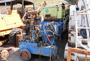 Deutz Fahr 35hp deutz , power pack ,