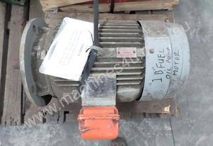 Toshiba Electrical motor 15KW 415V for fuel oil