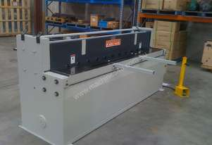 New Fintek Hydraulic Metal Guillotine 2500 x 3mm