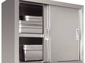 NEW VOGUE STAINLESS STEEL CUPBOARD - picture0' - Click to enlarge