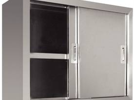 NEW VOGUE STAINLESS STEEL CUPBOARD - picture2' - Click to enlarge