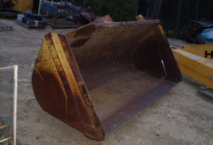 Custom Built Loader Bucket 2.61 ms wide