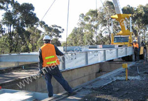 Weighbridge: In-ground: Up to 100 tonnes - Pit
