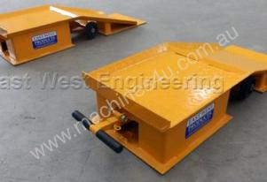 Forklift and Truck Ramp Set ETR45