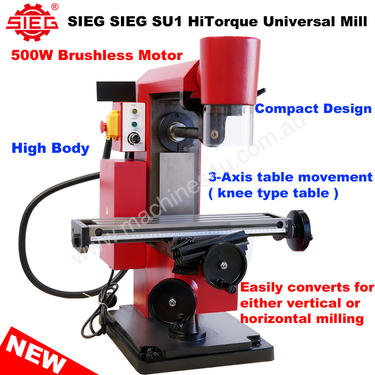 sieg milling machine for sale