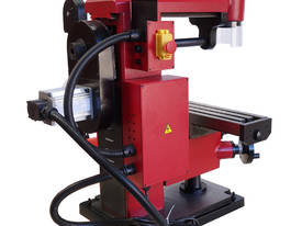 NEW! SIEG SU1 HiTorque Vertical / Horizontal Mill - picture3' - Click to enlarge