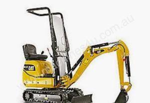 1 TONNE (700MM WIDE) TIGHT ACCESS MINI EXCAVATOR