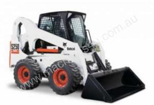 BOBCAT 3.5 TONNE SKID STEER LOADER WITH 4 IN1 BUCK