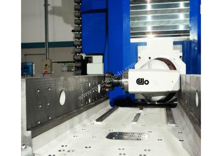 Sachman Thor Traveling Column CNC Machining Centre