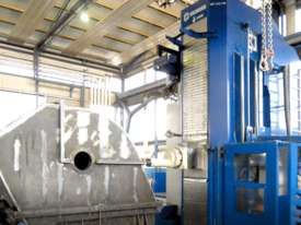 Sachman Thor Traveling Column CNC Machining Centre - picture12' - Click to enlarge