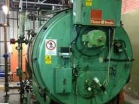 Cleaver Brooks / Tomlinson Fire Tube Boiler (steam