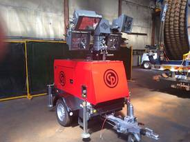 Chicago Pneumatic CPLTH5 Mobile Lighting Tower