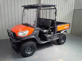 KUBOTA RTV900 CURRENT MODEL 1121 HRS ONLY DIESEL