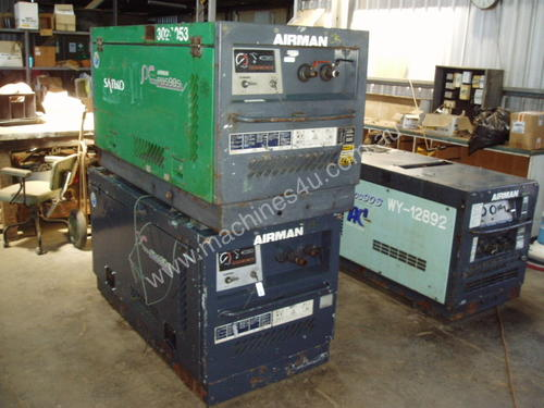 AIRMAN PDS90S AIR COMPRESSORS