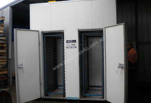 CROSS FLOW INDUSTRIAL BATCH OVEN