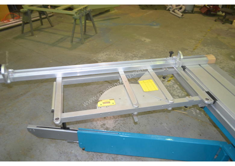 Used Martin Heavy duty CNC panel saw 3800mm Panel Saw in Airport West ...