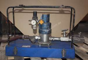 225psi High Pressure Hydraulic Pack Pump
