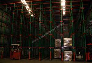 Pallet Racking , drive in